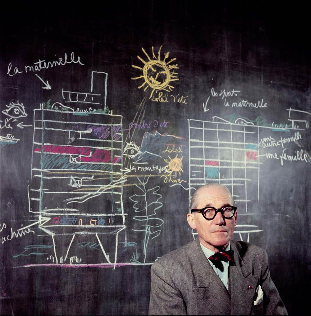 leCorbusier WillyRizzo